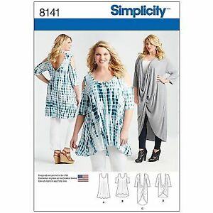 Plus Size Tank Dress Patterns