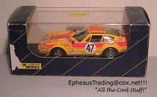 Top Model Ferrari 365GTB/4 365 GTB Daytona Coupe Luchard #47 Yellow 1/43 MINT!