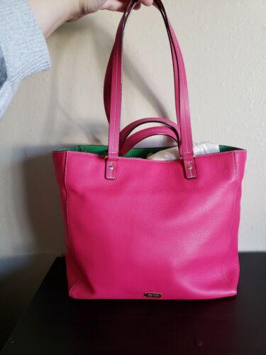 Frances Valentine Leather Handbag