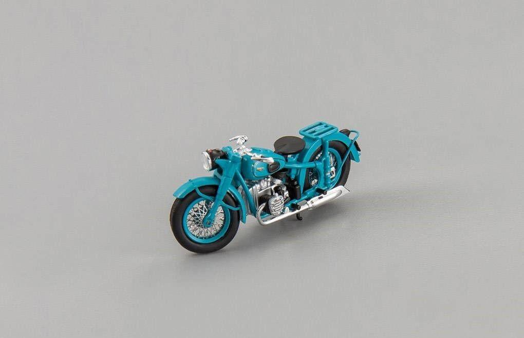 MMZ  IMZ M-72 Motorcycles 1957 DIP Models resin 307207 1 43