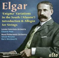 E. Elgar - Enigma Variations / In The South / Introduction [new Cd] on Sale
