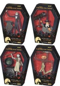 4 figurines Le cauchemar avant Noël Collection à collectionner juin planification