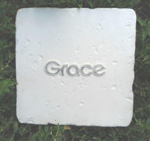 Scripted travertine tile mold plaster cement casting mould