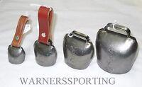 Warner Genuine Hand Made Swiss Bells Imported From Switzerland