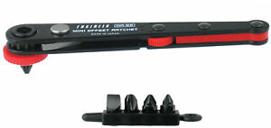 SCREWDRIVER-super-low-profile-ratchet-90-degrees-angled-stubby-Engineer-DR-55