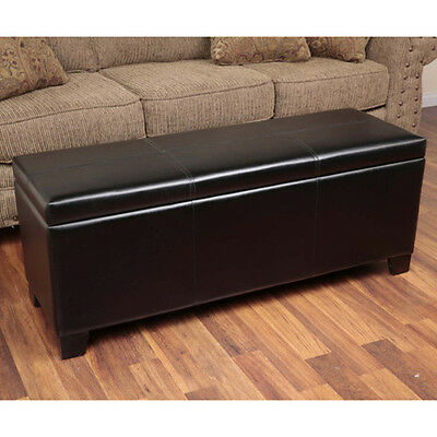 American Furniture Classics Concealment Bench Brown 502 Bench NEW
