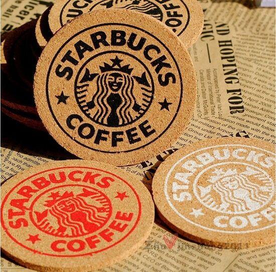 1 Pcs Brand New Cool Home Coffee Coasters Mat Beverage Mug Glass Cup Tools Cork