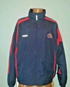 Columbus Blue Jackets Full Zip Jacket by CCM - Size  Large - NHL  7025041d8
