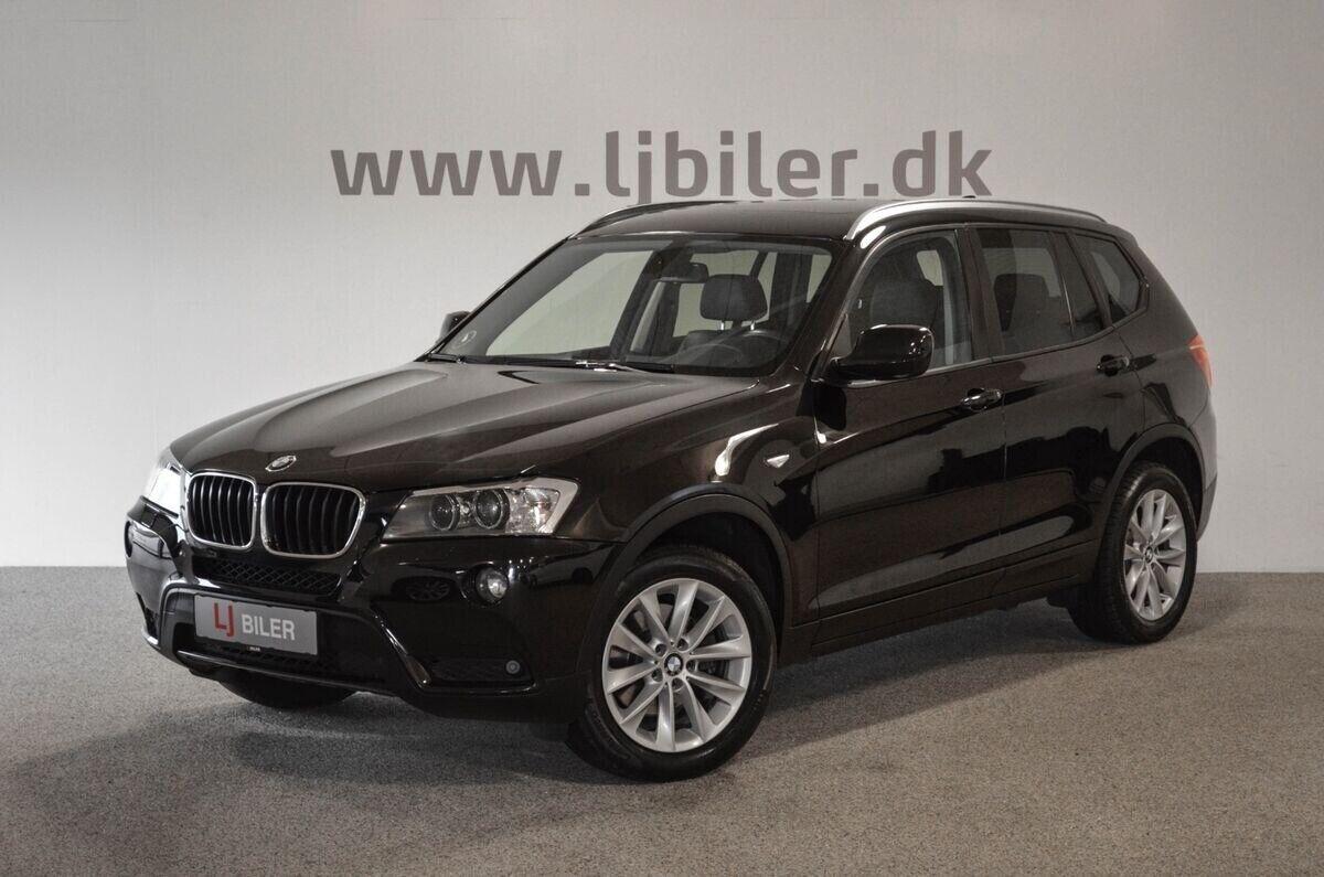 BMW X3 2,0 xDrive20d aut. 5d - 289.800 kr.