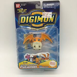 Bandai-Digimon-Digivolving-Action-Feature-Figure-NIB-3-034-Patamon-3961-BONUS