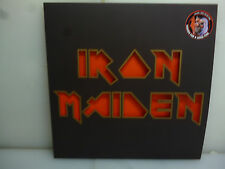 IRON MAIDEN-HIDDEN FOR A LONG TIME. MILAN, ITALY 1980-COLOUR VINYL LP-NEW.SEALED