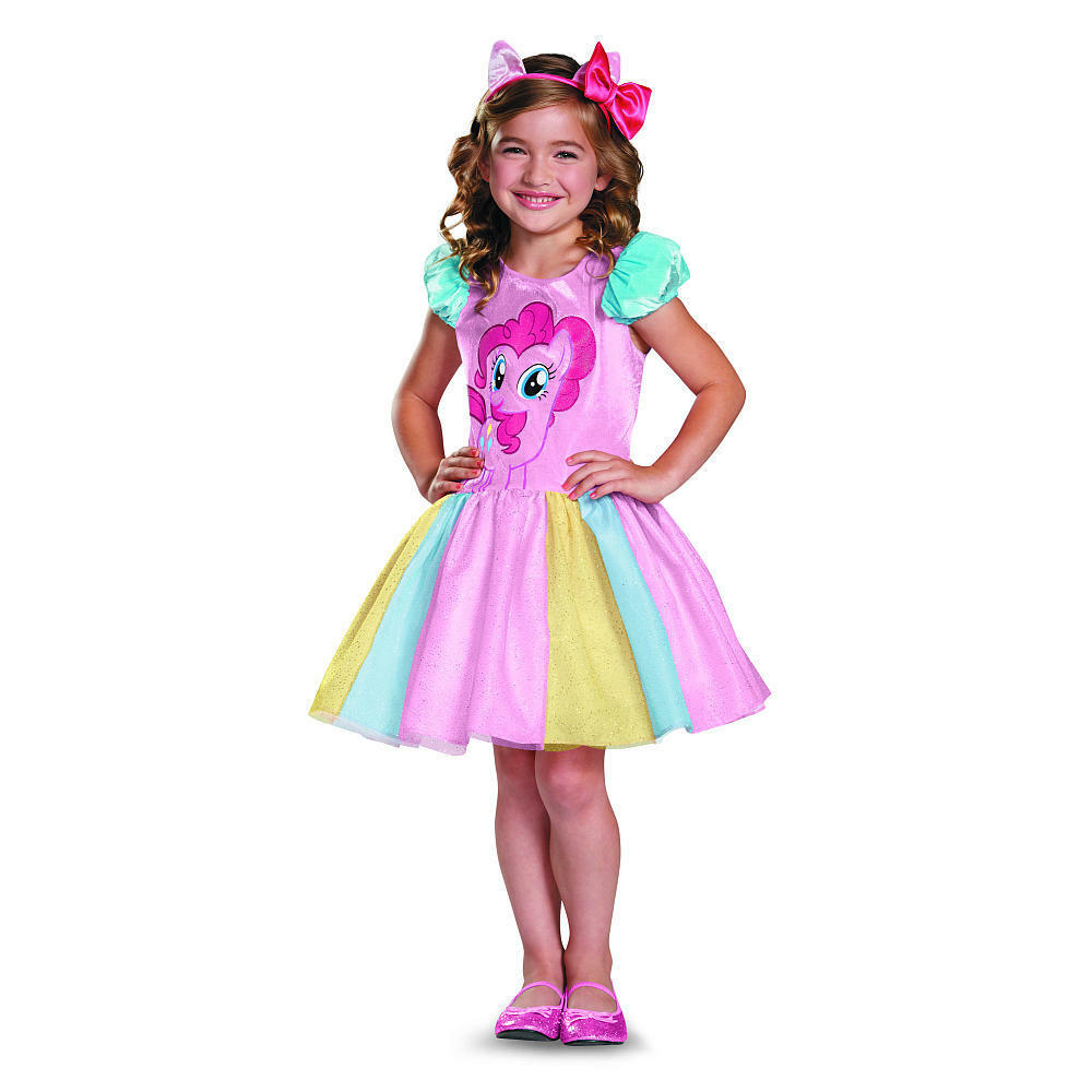 My Little Pony - Pinkie Pie Costume For Girls