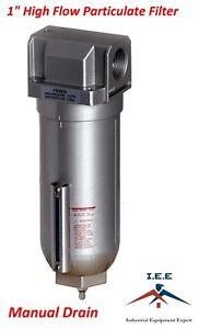 1-034-Inline-Air-Compressor-Water-Moisture-Filter-Trap-Separator-w-Manual-Drain