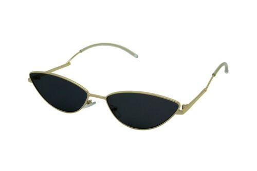 VINTAGE Cat Eye Occhiali Da Sole Di Lusso Donna Retrò 1990s Cat Eye occhiali