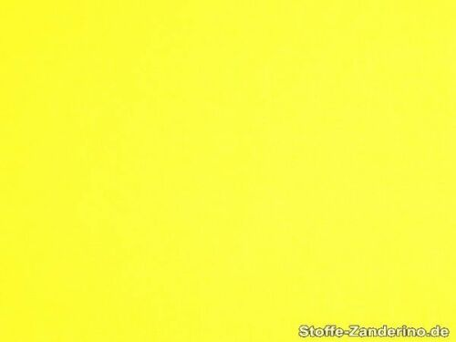 ca.152cm gelb Jersey Viscose Stretch