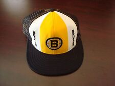 BOSTON BRUINS AJD 80'S  SCRIPT VINTAGE 90'S HAT CAP  SNAPBACK