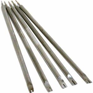 5-Watch-Band-Spring-Bar-Pin-Entferner-Uhrmacher-Uhrmacher-Reparatur-Werkzeuge