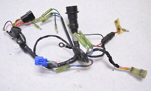 Stupendous Yamaha Outboard Wiring Harness 62Y 82590 10 00 A16 1F Ebay Wiring Cloud Nuvitbieswglorg