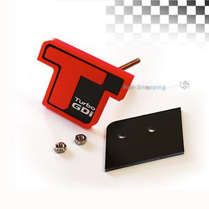 "Kia Optima K5 /""T/"" Turbo Grille Emblem Front GDi Badge for KIA 2011--2016 Optima"