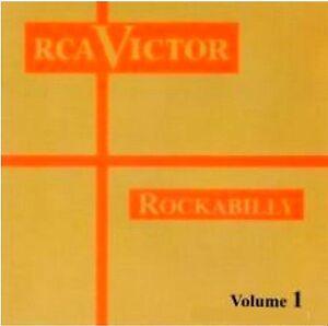 RCA-VICTOR-ROCKABILLY-Volume-1-CD-1950s-Rock-n-Roll-30-tracks-Elvis-Presley