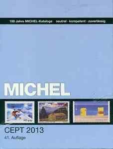 MICHEL-EUROPA-CEPT-2013-41-EDIZIONE-NUOVO