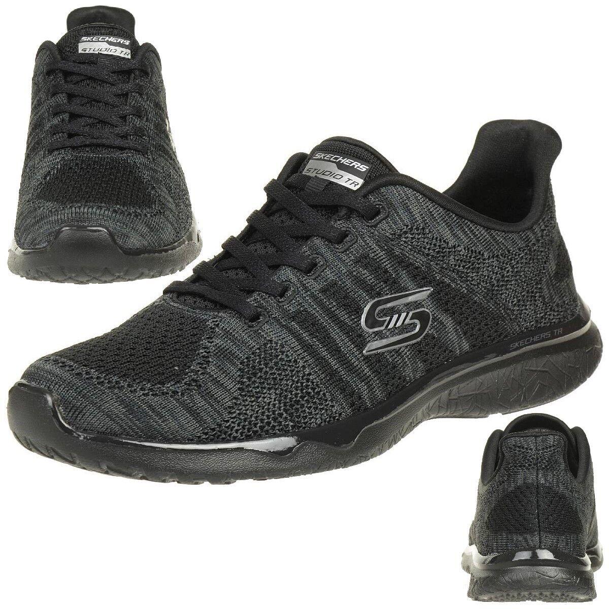 Zapatos promocionales para hombres y mujeres Skechers Studio Burst Edgy mujer Zapatos para fitness air cooled