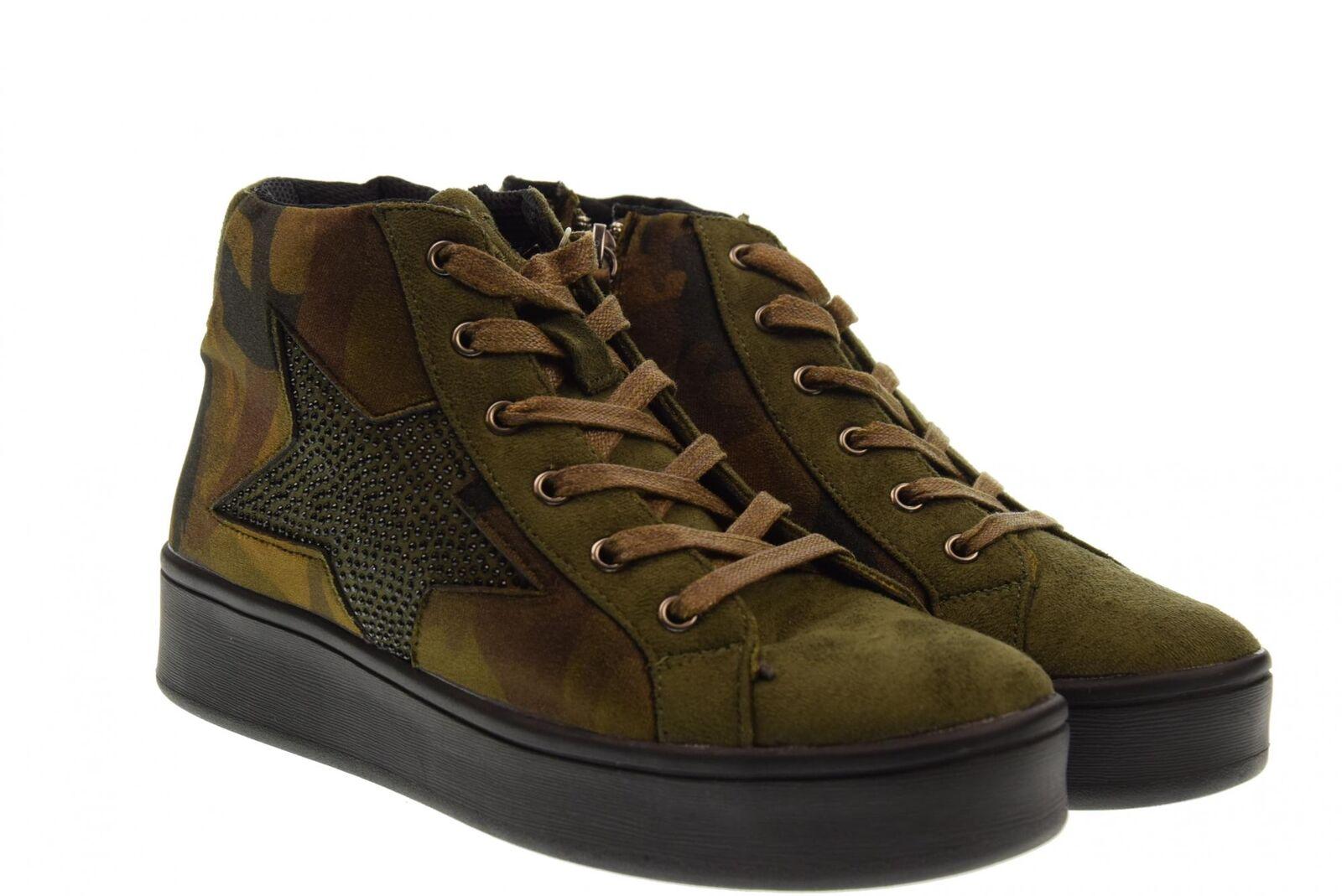 B3d shoes A18s shoes women zapatillas altas 41586 caqui