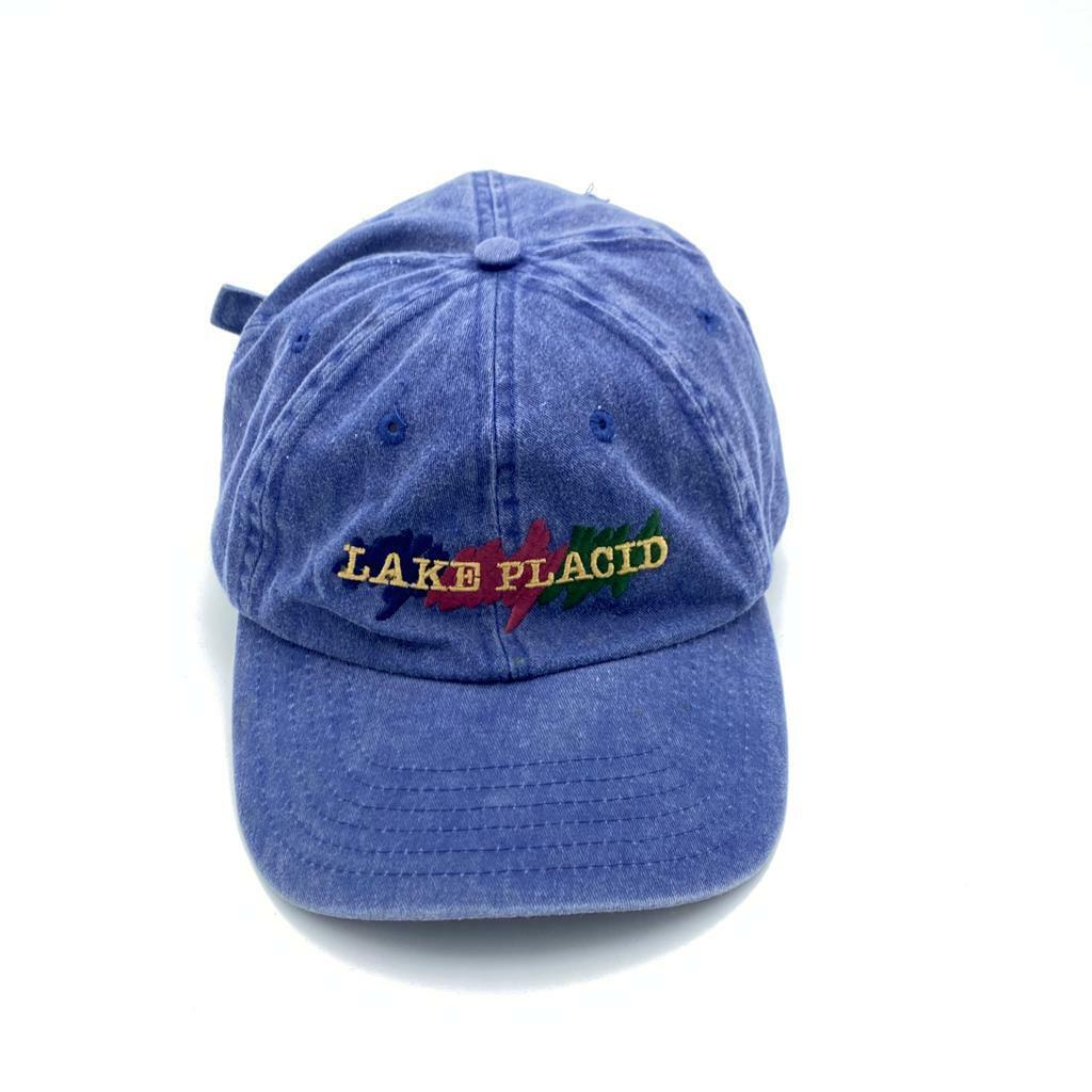 Royal Headwear Blau Lake Placid Bedruckt Verstellbar Erwachsene Kappe Hut