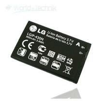 ORIGINAL Akku accu Batterie für LG GM360, GS290 Cookie Fresh LGIP-430N 900mAh