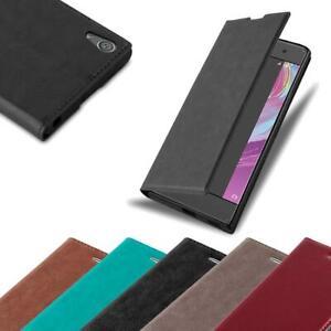 Custodia-per-Sony-Xperia-XA1-ULTRA-Portafoglio-Cover-Case-Magnetica-Libro