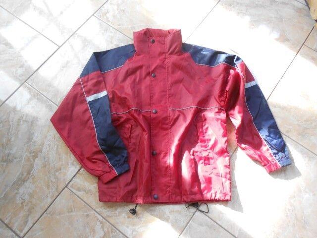 A Rojo Gris Negro Bien E9448 Chaqueta Outdoor Wear M cqRpxn401w