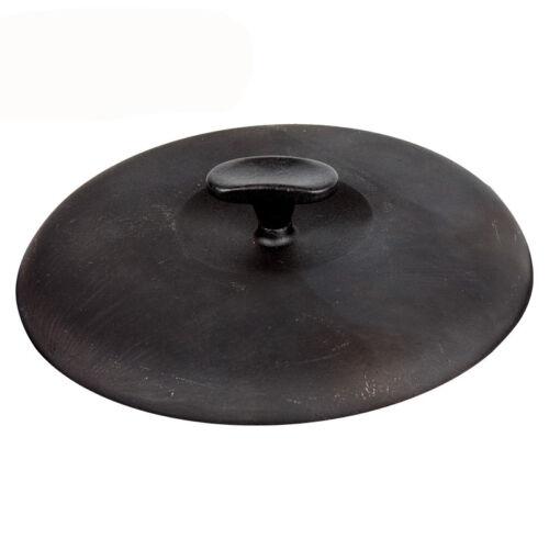 Couvercle en fonte 34 cm gussdeckel rôtissoire Couvercle Casserole poêles Couvercle
