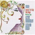 Luciano Berio: Recital I for Cathy; John Niles: Folk Songs; Kurt Weill: Songs (1995)