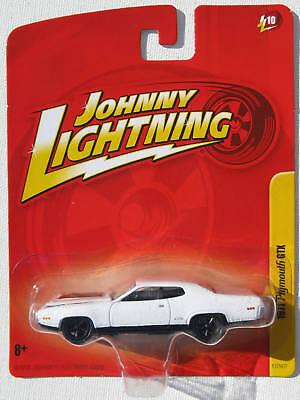 JOHNNY LIGHTNING FOREVER 64 R17 1970 PLYMOUTH CUDA PRO STOCK