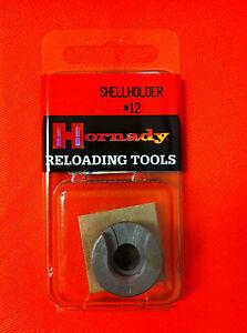 Hornady Reloading Tools Shellholder #12 #390552-afficher Le Titre D'origine
