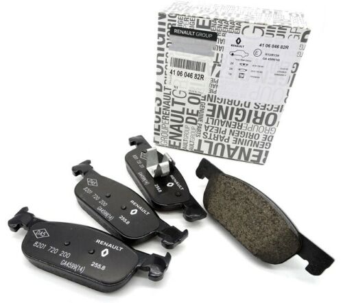 410605536R Renault Bremsbeläge CLIO IV TWINGO III vorne LONG 155mm