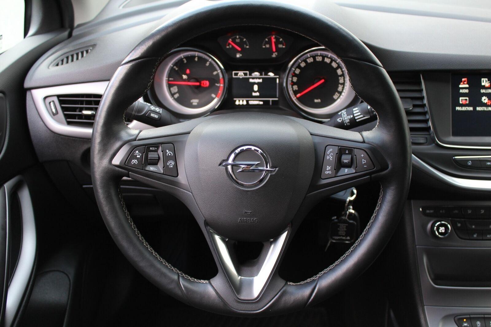 Opel Astra 1,0 T 105 Enjoy Sports Tourer - billede 8