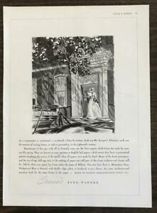 1936-Crane-039-s-Fine-Papers-PRINT-AD-Made-in-Dalton-Mass-Since-1801