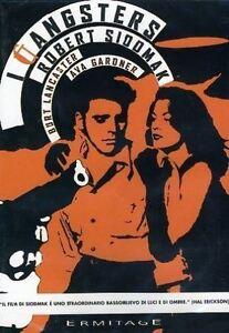 I-Gangsters-1946-DVD-Nuovo-Sigillato-Ava-Gardner-Burt-Lancaster-Siodomak-N