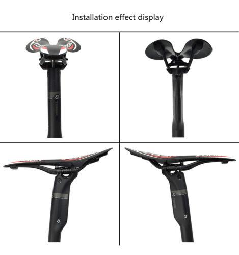 TOSEEK Full Carbon Fiber MTB Road Bike Seatpost Seat Post Tube 27.2//30.8//31.6mm