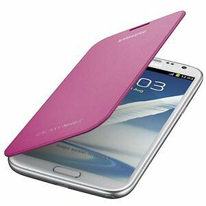 Samsung GALAXY Note II Flip Cover Pink
