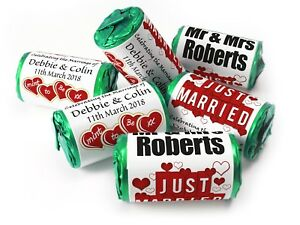 Personalised-Mini-Polo-Sweets-for-Weddings-favours-Just-Married-Green-Foil-V2