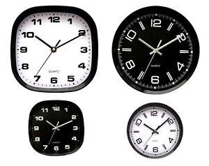 Grande-Horloge-Murale-Vintage-Cuisine-Chambre-A-Coucher-Maison-Rond-Moderne-Retro-Temps-quartz
