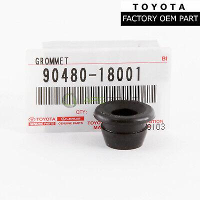 NEW GENUINE TOYOTA FACTORY OEM 12204-74020 PCV VALVE AND 90480-18001 GROMMET