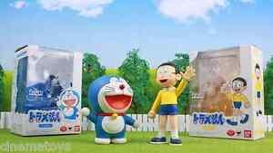 Doraemon-amp-Nobita-Figuarts-Zero-Statue-Bandai-Tamashii-Anime-Action-Figure