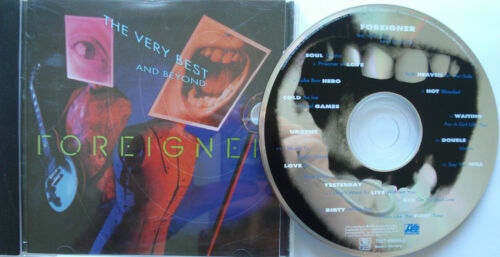 1 von 1 - FOREIGNER   __  THE VERY BEST...  AND BEYOND   __   CD   ★ ALBUM   17 TRACKS ★