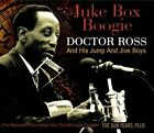 Juke Box Boogie: The Sun Years, Plus [Digipak] * by Doctor Ross/Doctor Ross & His Jump and Jive Boys (CD, Jul-2013, Bear Family Records (Germany))