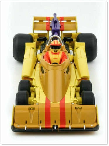 Transformers toy X-Transbots MX-16 Overheat Alloy Edition G1 DragStrip