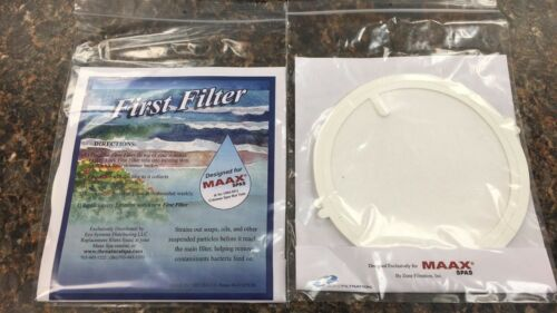 1988-2018 COLEMAN FIRST FILTER MAAX SPA - 2 PACK FREE SAME DAY SHIPPING