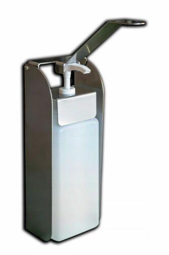 Elbow Sanitiser Dispenser 100/% Stainless Steel